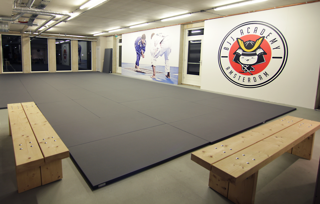 Large clean Mat area