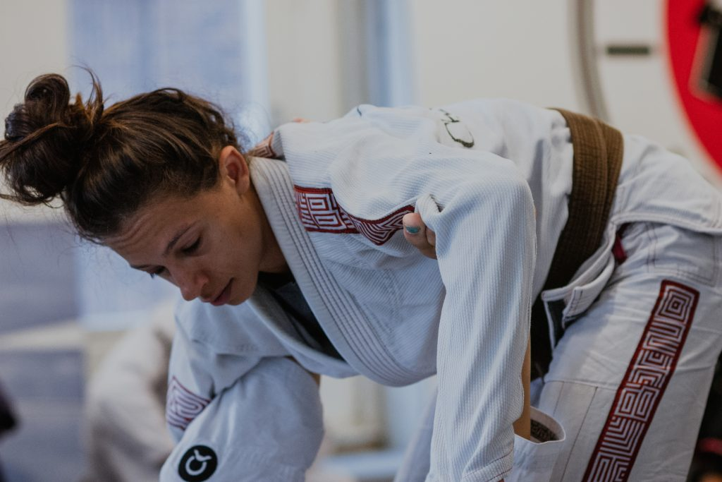 Women Only BJJ with Rose